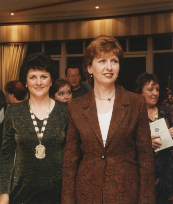 President Mary McAleese