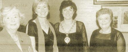 Gala dinner K-club 2003